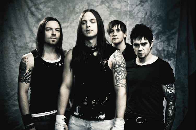 The Gauntlet Bullet For My Valentine Bassist To Sit Out Tour