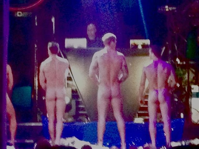 Dan Osborne Naked