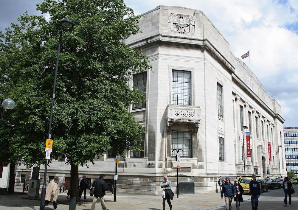 Sheffield Library