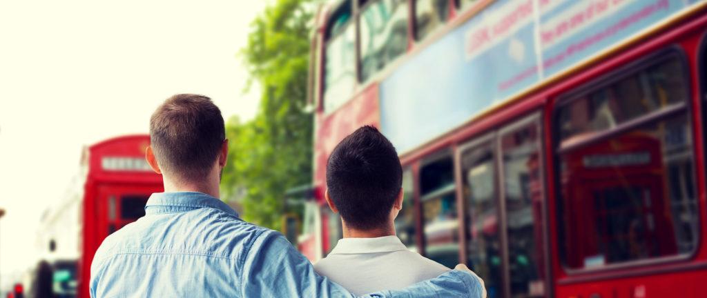 Gay sites london