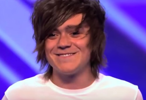 CREDIT: Frankie Cocozza/ youTube