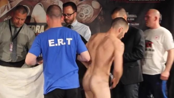 Young little extreme fighters naked weigh in pictures