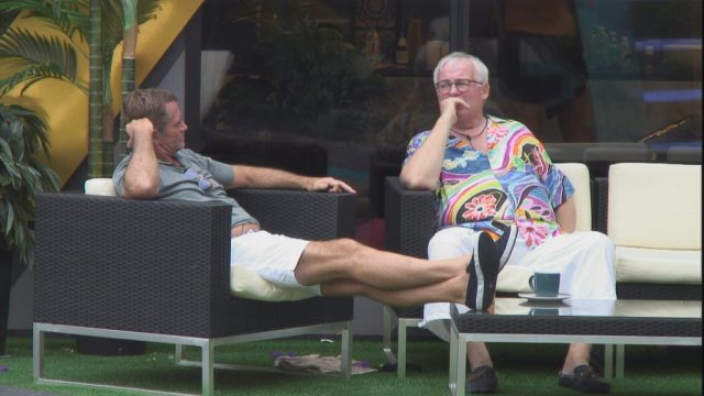 Christopher Biggins Removed from Big Brother