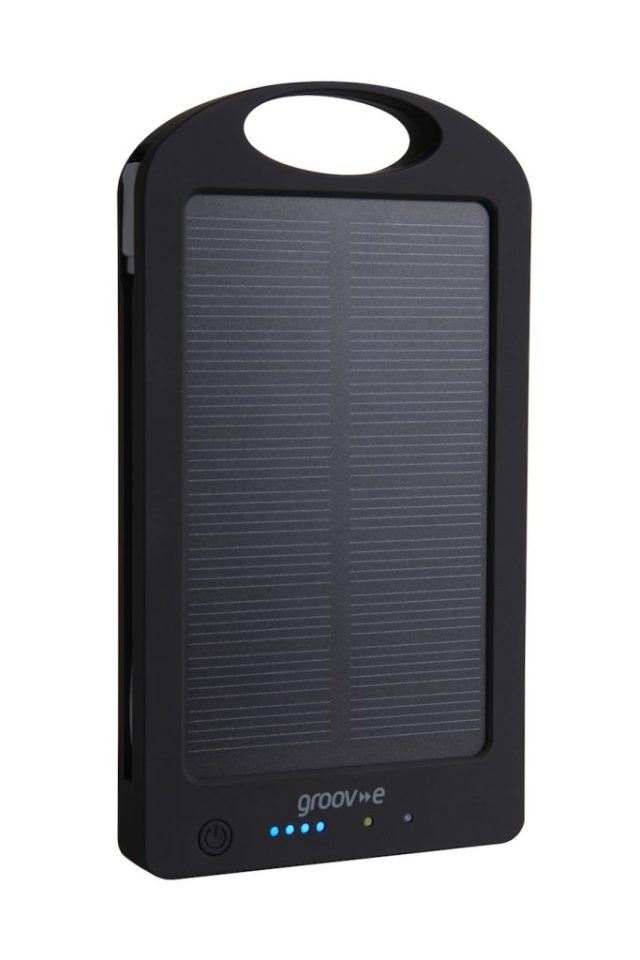 best solar panel phone charger