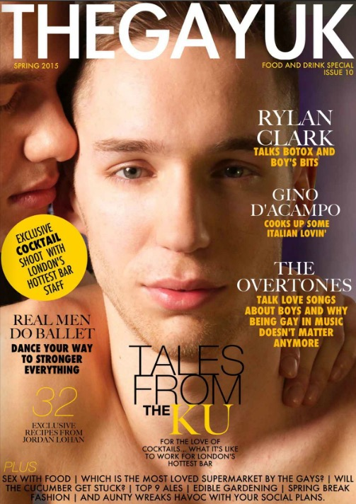 Issue 10 TheGayuK Magazine