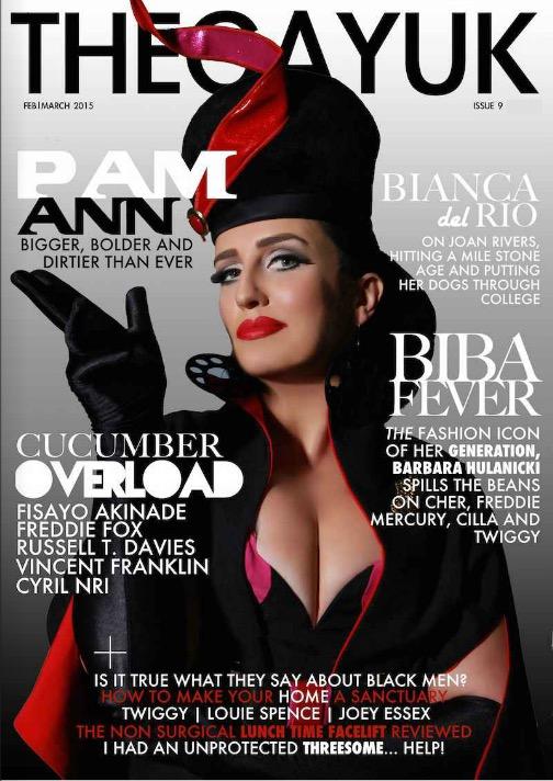 Issue 9 Pam Ann THEGAYUK