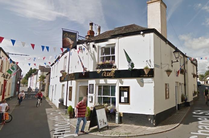 The Globe Inn Plymouth