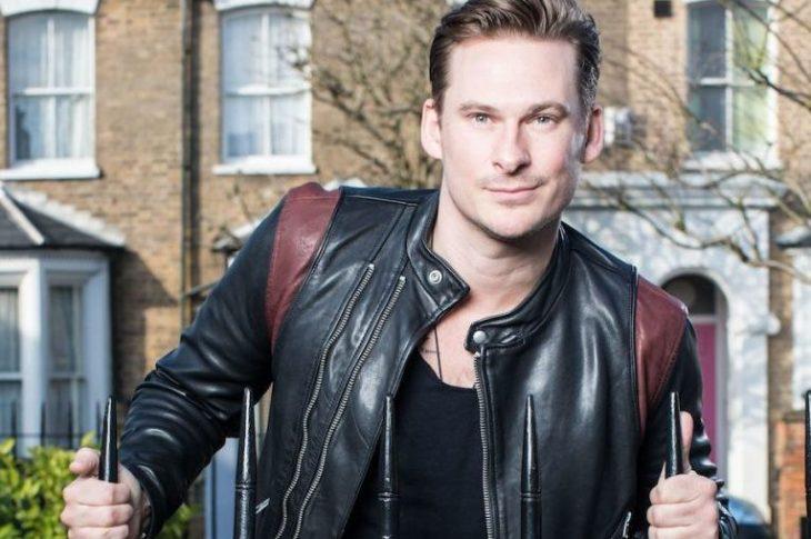 Lee Ryan in EastEnders