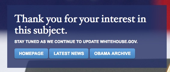 Whitehouse LGBT