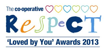 Co-Op respect awards 2013