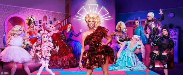 Where can I watch RuPaul's Drag Race UK?