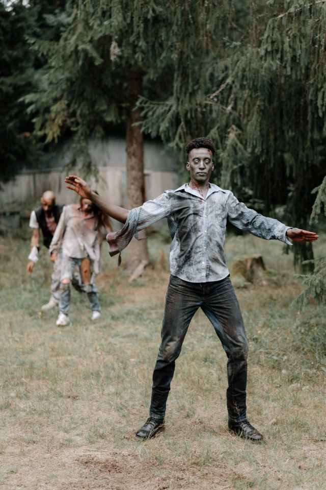 What is Zombie-ing
