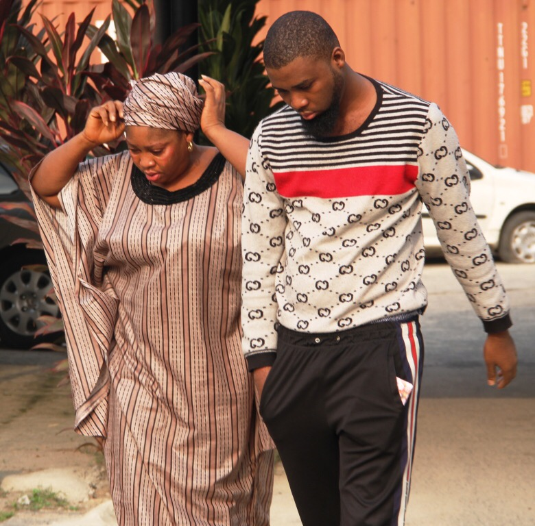 Yahoo Yahoo Mother, Son To Spend 12 Years In Prison + Details Of Their Offence, Photos