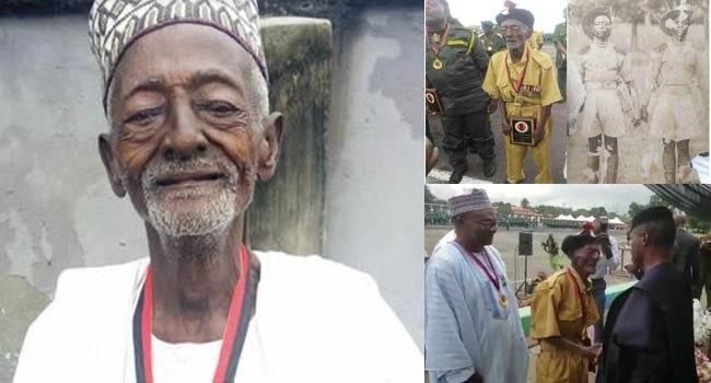 Nigeria's Oldest World War Veteran Dies At 101