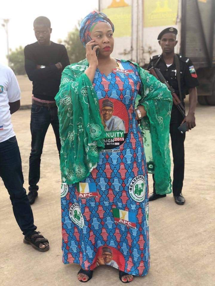 Demolition Of Ile Arugbo: Those Who Come To Equity, Must Come With Clean Hands, Gbemisola Saraki's Full Reaction