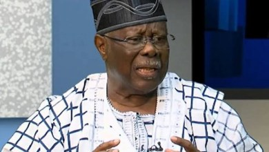 Photo of Bode George To Contest 2023 Presidency