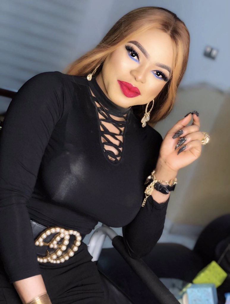 ' I Have A Vaginal Now And It's Called Sugar Gate' – Bobrisky