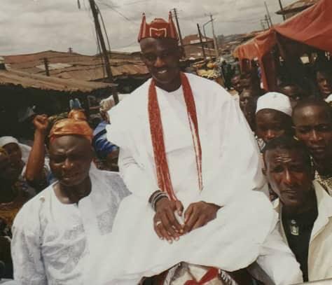 Bizman, Babajide Ayoade Bags Chieftaincy Title