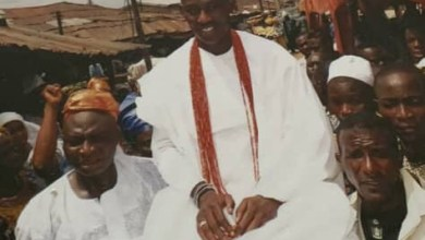Photo of Bizman, Babajide Ayoade Bags Chieftaincy Title
