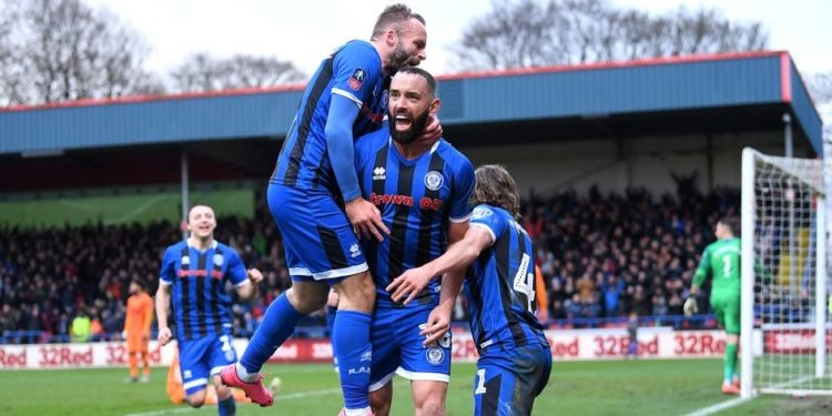 FA Cup: Newcastle Held By League One Rochdale