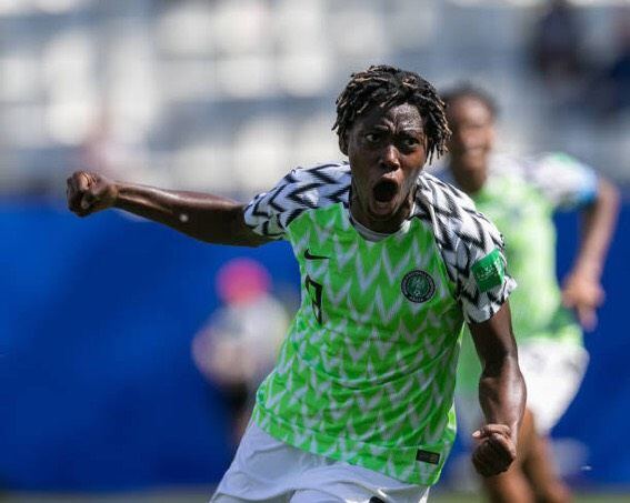 CAF Awards 2019: Oshoala Emerges Best Women's Player For Fourth Time