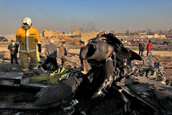 Iran Admits Shooting Down Ukrainian Plane That killed 176 People