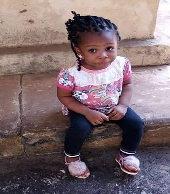 Maid Hacks Two-year-old Child To Death