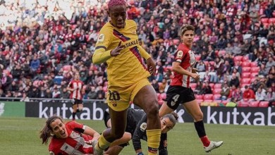Photo of We're Privileged To Have Oshoala – Barca Coach