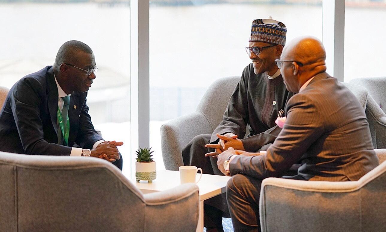 Lagos Gov Calls For Equal Trade Partnership Between UK, Africa