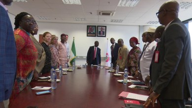 Photo of EFCC, MacArthur Foundation To Strengthen Partnership, Improve Collaboration