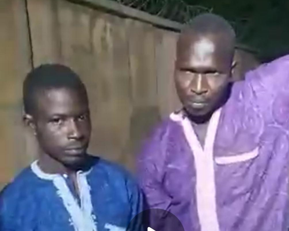 Police Nab Gunrunners With Ammunition, Charms For Bandits + Video