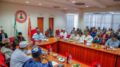 Photo of Senate President Inaugurates Committee on Nigerian Security Challenges