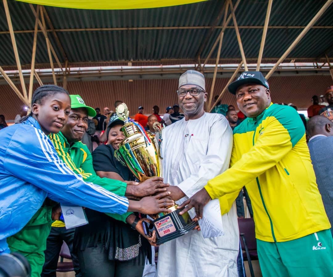 Kwara Gov Assures On Investing In Sports