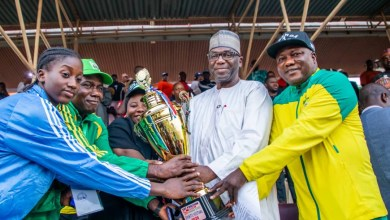Photo of Kwara Gov Assures On Investing In Sports