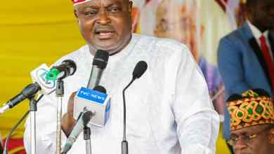 Photo of We Can't Go Back On Amotekun – Obasa Declares At Public Hearing