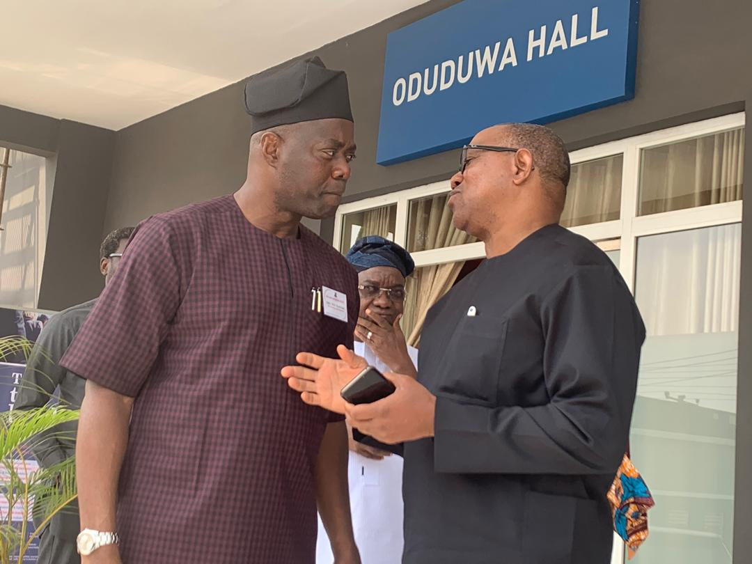 Obi To Makinde: You're On The Right Path