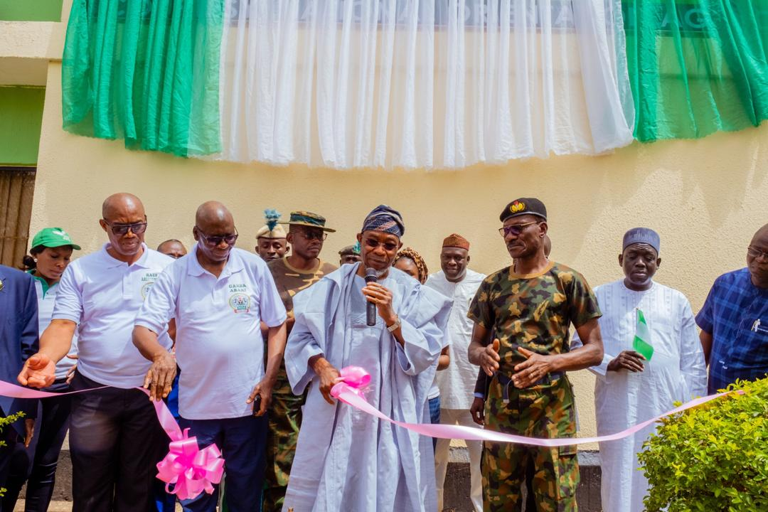 Aregbesola Urges Security Agencies Not To Give Fight Against Terrorism