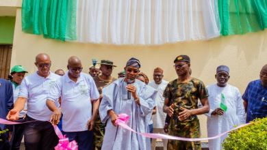 Photo of Aregbesola Urges Security Agencies Not To Give Fight Against Terrorism