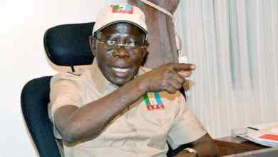 Photo of APC Crisis: Lagos Backs Oshiomhole