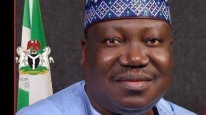 Lawan Urges Political Leaders To Unite Against Nation's Challenges, Conferred With Title Of Aare Akorewolu Of Iyin Kingdom
