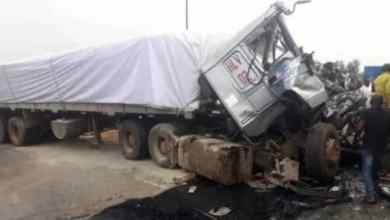 Photo of Trailer Crushes Man, Wife, Their Two Children To Death