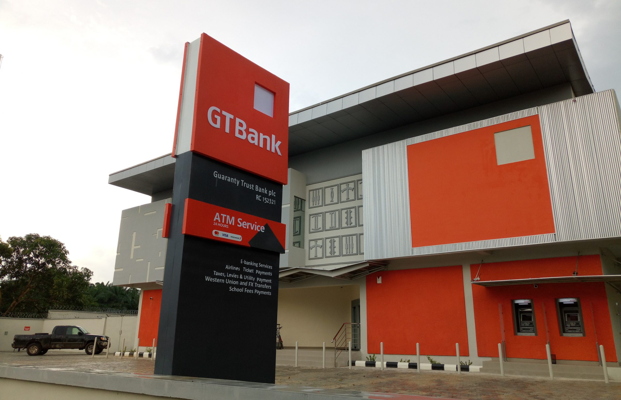 GTBank Releases 2020 Full Year, Reports Profit Before Tax Of ₦238.1bn