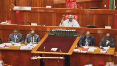Photo of Senate Receives Buhari's Request To Confirm INEC Chair For Second Term; President Appoints Zuru As Commissioner To Replace Nahuche