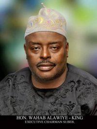 Hon. Alawiye King