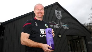 Photo of Burnley Manager Wins Premier League Manager Of The Month For February