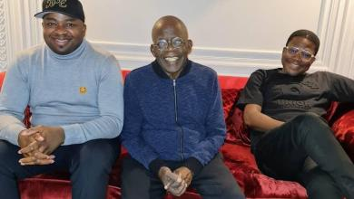 Photo of Photo News: Hale & Hearty, Asiwaju Tinubu Relaxing In Paris