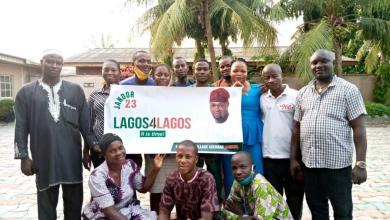 Photo of APC Registration Exercise: Lagos4Lagos Committee begins Ward To Ward Sensitization Exercise