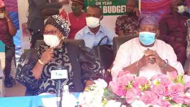 Photo of Ikosi-Isheri LCDA Boss Assures Residents Of Aggressive Development As Stakeholders Discuss Composition Of 2021 Budget