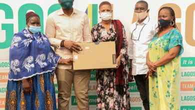 Photo of Empowerment: Jandor Presents Laptops To Outstanding Students Of Training Programme; Sponsors Physical-challenged Woman