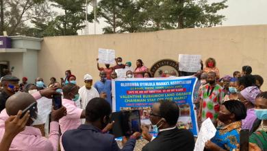 Photo of Court Stops Amuwo Odofin LG From Further Construction On Disputed Olorunda-Oyinlola Market + Pictures, Videos